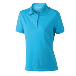 Ladies Elastic Polo