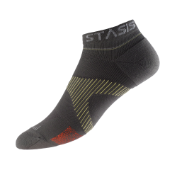 Neuro Socks Mini Crew grau